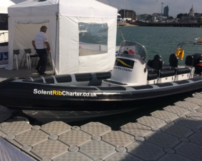 The Boat Show's Back!