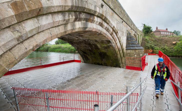 Listed Bridge Repairs
