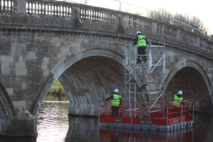 Bridge maintenance